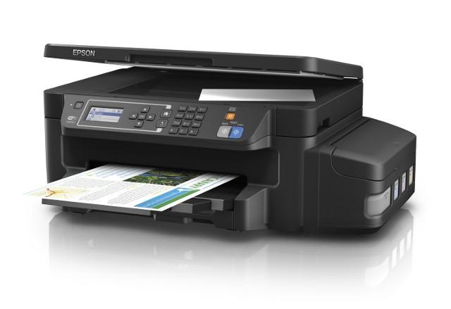 Jaką drukarkę do biura wybrać? - test Epson L605