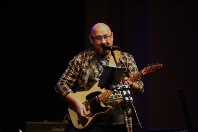 Koncerty Legnica Blues Day w Sali Maneżowej.