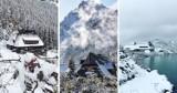 Tatry. Górskie schroniska w zimowej scenerii. Przypomina się już Boże Narodzenie