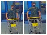 Kradzież w sklepie w Pruszczu. Sprawca poszukiwany przez policję. Rozpoznajesz go?