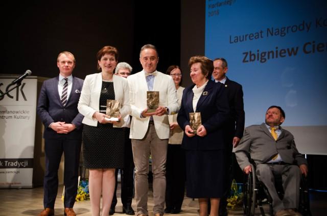 Związek Górnośląski: rozdanie nagród im. Wojciecha Korfantego ZDJĘCIA