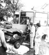 Zobacz groźne wypadki sprzed lat. To była masakra na drogach! (ZDJĘCIA)