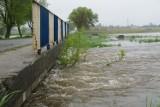 Przybywa wody w rzekach regionu łódzkiego
