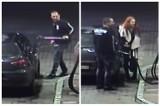 Kradzież samochodu w Cedrach Małych. Policjanci szukają mężczyzny i kobiety. Rozpoznajesz ich?