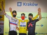 Tour de Pologne na finiszu. Z Kwiatkowskim na podium [ZDJĘCIA, FILM]