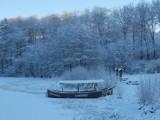 Przywidz: Zima w obiektywie naszej Czytelniczki