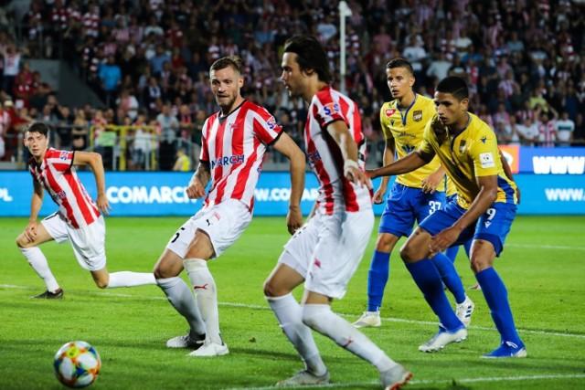 Ostatni kontakt Cracovii z europejskim futbolem miał miejsce podczas meczów z DAC Dunajska Sterda w I rundzie eliminacji Ligi Europy