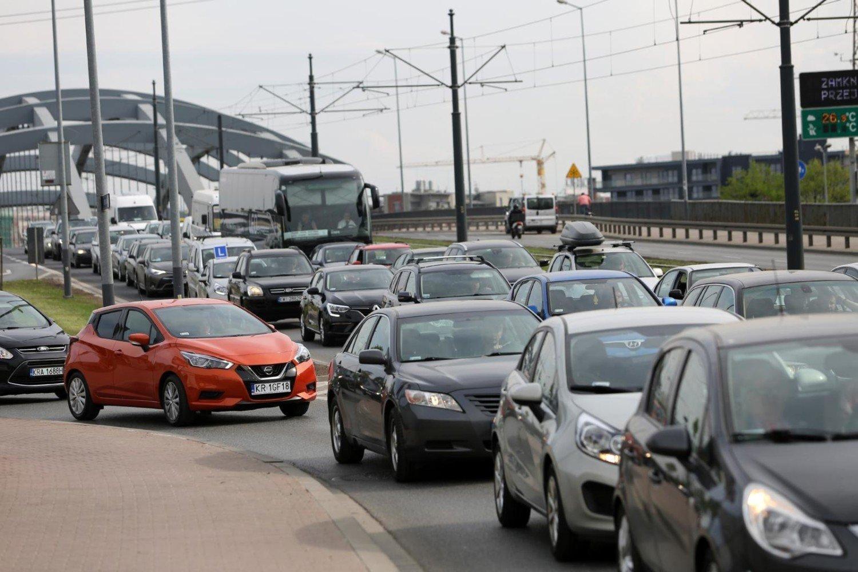 Korki W Krakowie Sprawdz Mape Na Zywo Sprawdz Ktore Ulice Sa