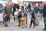 XII Turniej Rycerski w Krośnie Odrzańskim. Zdjęcia z pierwszego dnia średniowiecznego widowiska