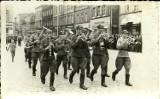 Orkiestry dęte z Żagania! Muzycy przyjechali do miasta razem II Armią Wojska Polskiego. Zobacz wzruszające zdjęcia!