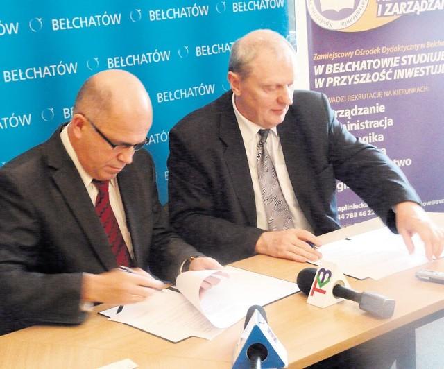 W magistracie podpisano porozumienie o współpracy