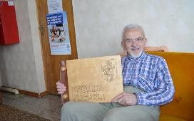 Andrzej Mieczkowski od kilkunastu lat jest współtwórcą kroniki Tucholi. W piątek  spotkamy się  z nim w muzeum.