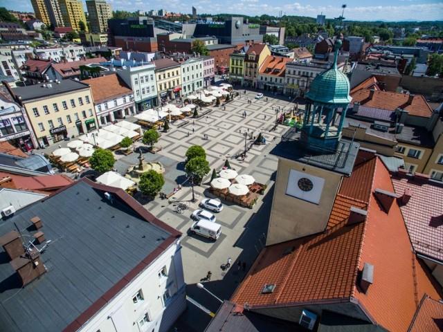 Wracają ogródki na deptak i Rynek w Rybniku