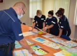 Uczę się bezpieczeństwa: wyniki powiatowego konkursu plastycznego przeprowadzonego przez KPP w Pucku   NADMORSKA KRONIKA POLICYJNA
