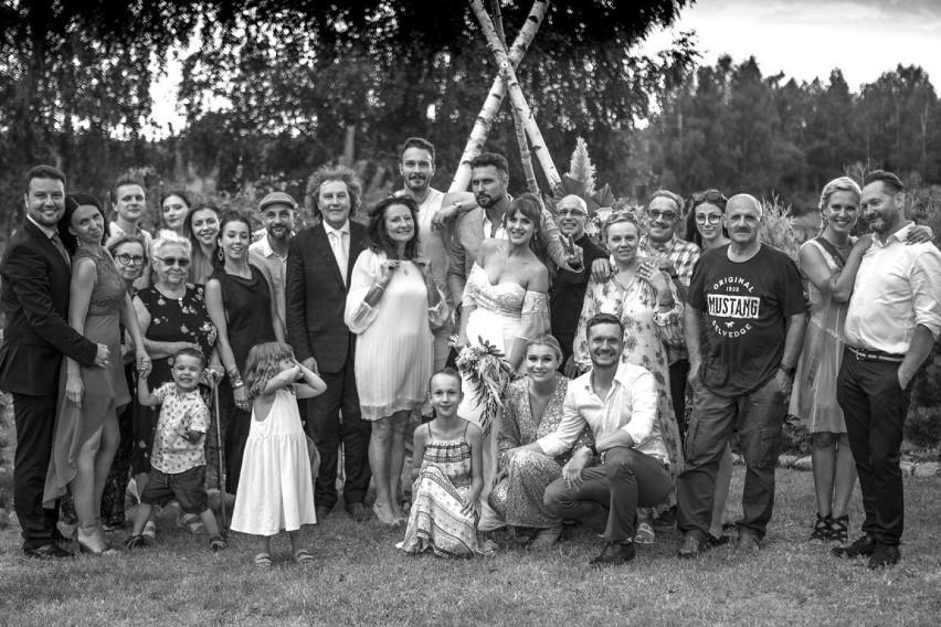 Bartas Szymoniak wziął ślub!