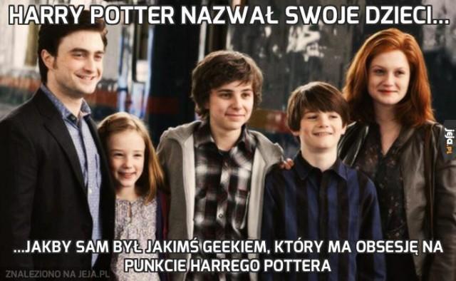 Harry Potter i przeklęte dziecko. Czarodziejskie memy po premierze kolejnej części sagi [MEMY]