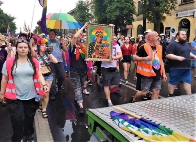 Prokuratura zajmowała się sprawą Marszów Równości w Częstochowie, które odbyły się w 2019 i 2021 roku  Zobacz kolejne zdjęcia. Przesuwaj zdjęcia w prawo - naciśnij strzałkę lub przycisk NASTĘPNE
