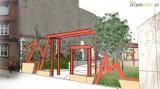 """Jak będzie wyglądała """"Zielona Strefa"""" na ul. Katowickiej? Mieszkańcy zaakceptowali projekt ZDJĘCIA"""
