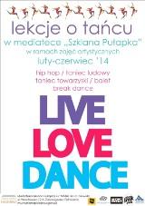 Lekcje o tańcu w mediatece Szklana Pułapka