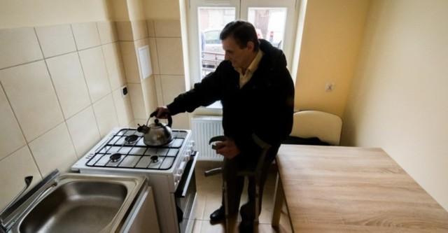 Mieszkanie wspomagane na pierwszy rzut oka nie różni się niczym od standardowego mieszkania, w którym żyją przeciętni ludzie.