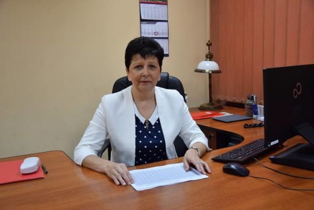 Hanna Przewoźniak była dyrektorką Powiatowego Urzędu Pracy od 2007 do 2019 roku