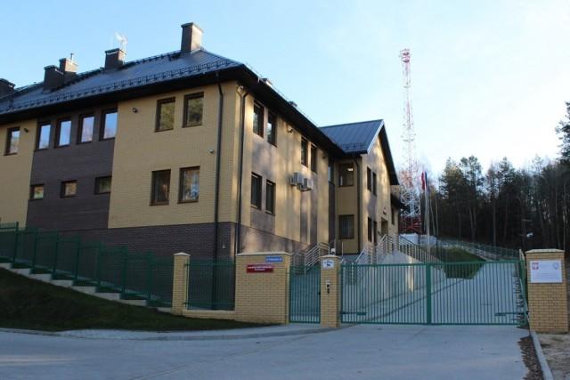 Nowa Placówka Straży Granicznej w Krynkach robi wrażenie