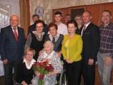 Anna Drywa - najstarsza mieszkanka powiatu kartuskiego - obchodziła 103. urodziny