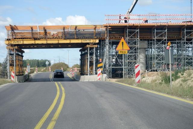 Budowa S8 Radziejowice - Przeszkoda (zdjęcie ilustracyjne)