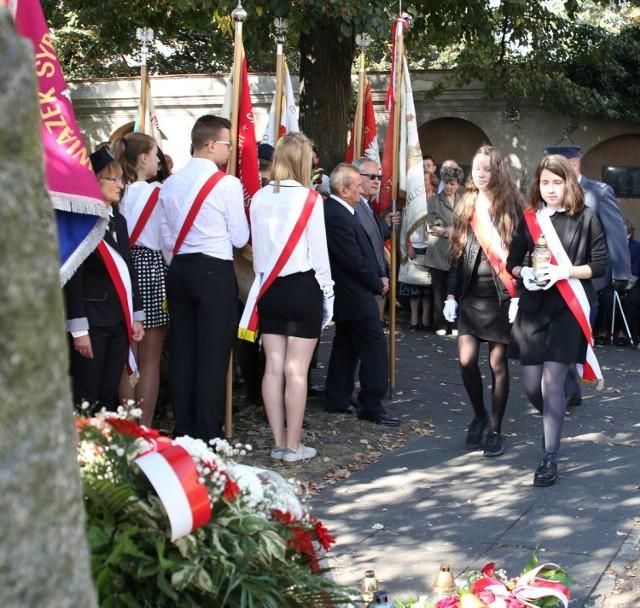 W Kaliszu odbyły się uroczyste obchody 79. rocznicy napaści sowieckiej na Polskę.
