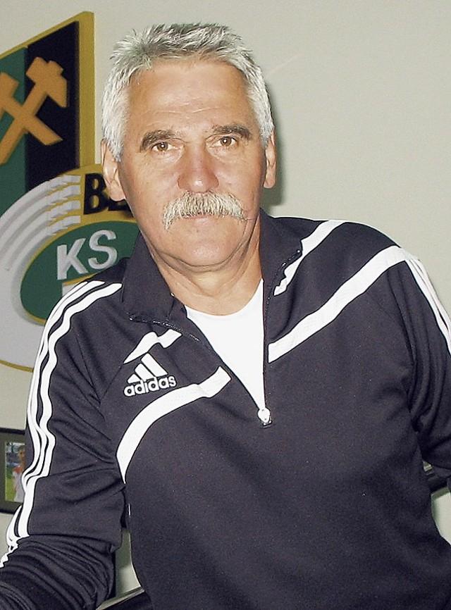 Kazimierz Maranda dołączył do sztabu szkoleniowego GKS