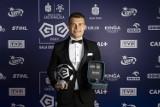 Kamil Piątkowski ze statuetką dla najlepszego młodzieżowca Ekstraklasy [ZDJĘCIA]