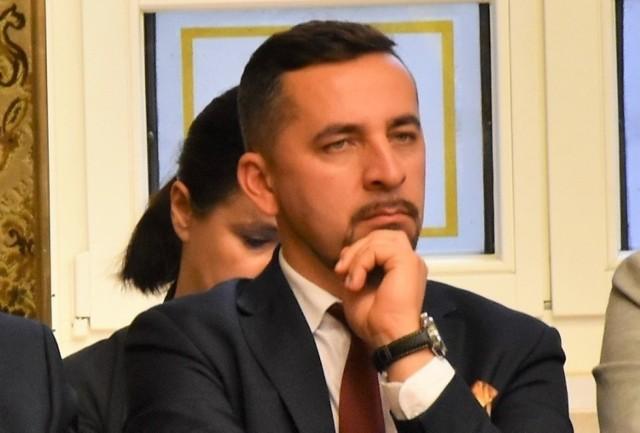 Sebastian Paroń został wiceprezesem spółki Wodociągi i Kanalizacja. Wcześniej był wiceprezesem Zakładu Komunalnego