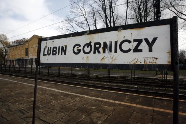Zobaczcie jak zmieniał się lubiński dworzec na przestrzeni lat!