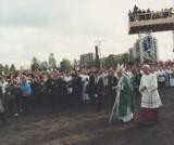 101. rocznica urodzin Jana Pawła II. Przypominamy wizytę w Koszalinie [ZDJĘCIA]