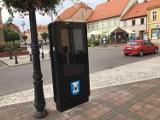 Pleszew: Miasto ma swój nowy totem! Kolejna elektroniczna tablica informacyjna stanęła w centrum miasta