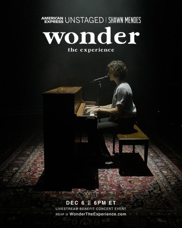 """Shawn Mendes i jego nowa płyta """"Wonder"""" - 4.12.2020 premiera. W niedzielę 6.12.2020 bezpłatny koncert online artysty [TRANSMISJA ONLINE]"""
