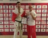 Marek Wolny, tarnoggórski karatekam, zdobył brazowy medal Mistrzostw Świata