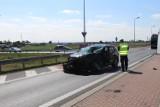 Wypadek w Nakle na drodze krajowej nr 10 [ZDJĘCIA]