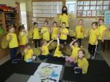 Światowy Dzień Pszczół w Przedszkolu w Rokutowie