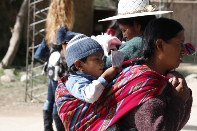 Szkoły w Wielkopolsce: Boliwia oczami dziecka