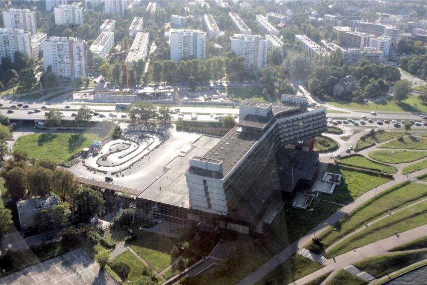 Kraków. Inwestor chce wyburzyć hotel Forum i postawić kilkanaście budynków mieszkalnych!
