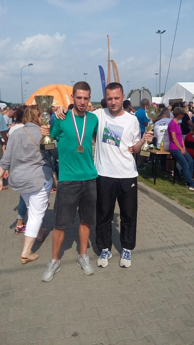 Tomasz Grycko z Blizy Władysławowo mistrzem Polski w Siedlcach