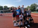 Lekkoatletyczny sukces uczniów sycowskiego Zespołu Szkół Ponadpodstawowych