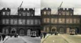 Gdańsk zdewastowany przez wojnę. Zniszczone miasto na zdjęciach sprzed lat. Teraz również w kolorze