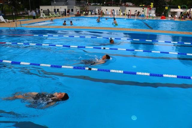 W Czeladzi właśnie otwarty został nowy basen. Na taki czekają na plaży miejskiej na Brzozowicy mieszkańcy Będzina   Zobacz kolejne zdjęcia/plansze. Przesuwaj zdjęcia w prawo - naciśnij strzałkę lub przycisk NASTĘPNE