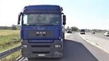 Zdezelowane ciężarówki na opolskich drogach. Totalny złom!  Akcja inspektorów ITD