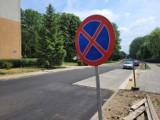 Trwa remont ulicy Zygmunta Augusta w Słupsku. Uwaga na mandaty! [ZDJĘCIA, WIDEO]