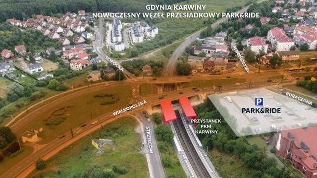 Budowa węzła Karwiny rozpoczyna się bez gwarancji unijnego dofinansowania