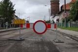 Chojnice: Przez remont ulicy i budowę ronda sklepy mają mniejszy utarg