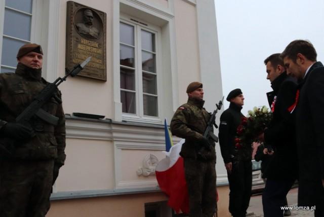 Oficjalne uroczystości z okazji 100-lecia odzyskania przez Polskę Niepodległości